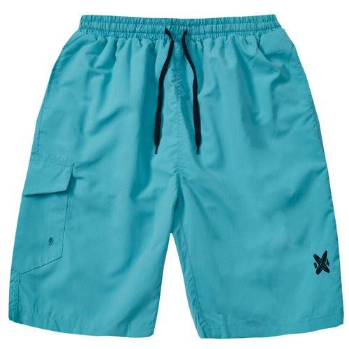 Mens Long Swimming Shorts Mesh Lined Board Swim Short Trunks 5 Colours Pockets