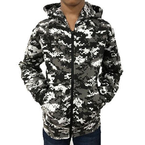 Childrens Digital Urban Camouflage Tracksuits 7 - 13 Years, Camo Tracksuit