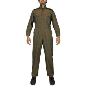 Mens Lightweight Breathable Coverall Boiler Suit