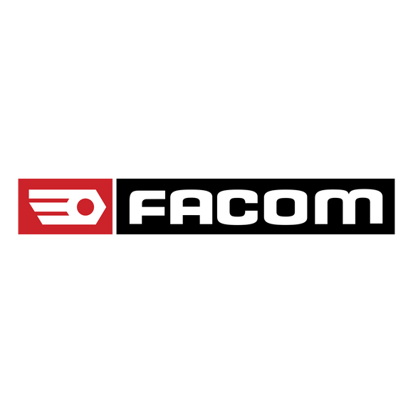Facom 1/4in Square Socket Adapter ECR.0 1/4