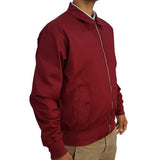 Urban Road Vintage Harrington Bomber Jacket