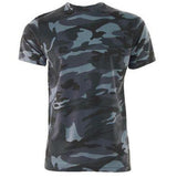 Camouflage T Shirt Sizes S - 5XL, Urban, Woodland, Night Camo Clothes