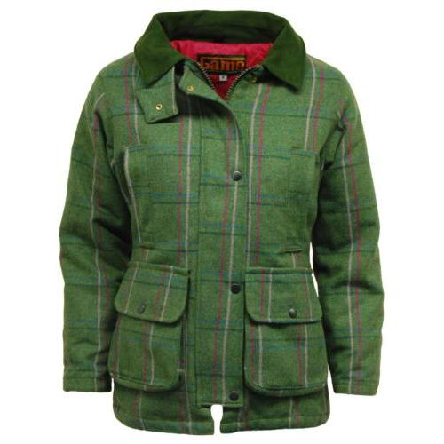 Ladies Tweed Jacket, Tweed Womans Clothing Coats, Country Jackets