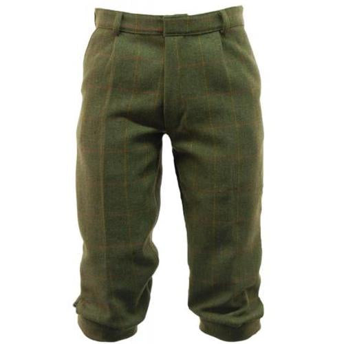 Tweed Breeks, Classic Shooting Hunting Country Trousers, Tweed Plus Fours Breech
