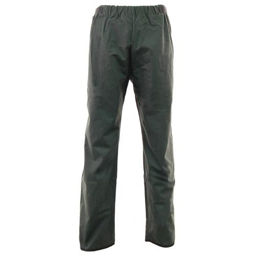 Wax Trousers Waterproof Overtrousers Sizes S - XXL Waxed Cotton Waterproof Suits