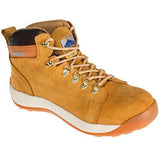Mens Steel Toecap Boots Leather Safety Work Boot UK 7-12 Heat Fuel Oil Resistant