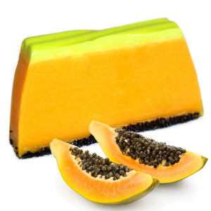 Tropical Paradise Soap - Papaya