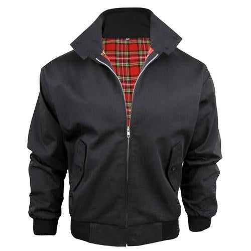 Boy Harrington Jacket Kids Classic Canvas Jackets