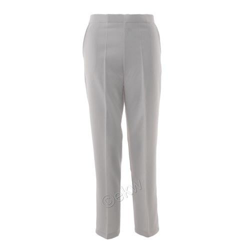 Bowls White Straight Leg Trousers, Quality Bowling Clothes Sizes 10 - 24, 25