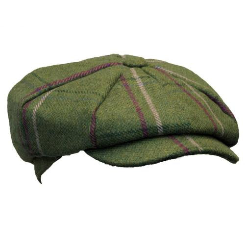 Ladies Margate Tweed Hat, Womans Wool Hats Size XS - L
