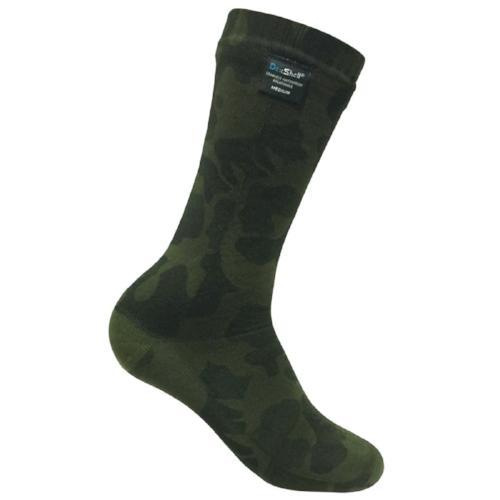 Dexshell Camouflage Waterpoof Socks DS736