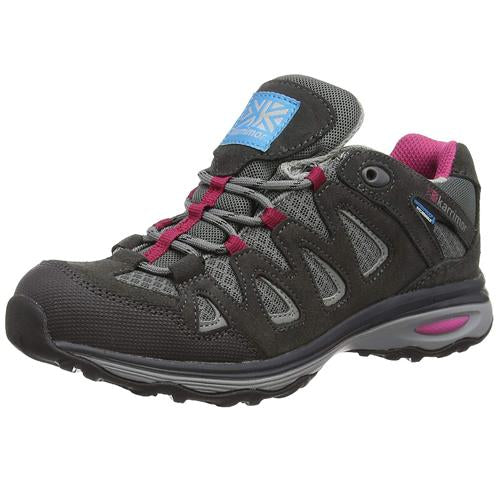 Ladies Karrimor Walking Hiking Trekking Shoes Low Rise Boots Waterproof Trainers