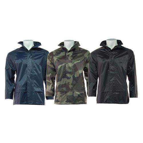 Waterproof Camouflage Jacket S - 2XL, Hunting, Fishing Camo Coats UK