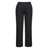 Portwest Chef Trousers Sizes S - XXL, Chefs, Cooks Clothes, UK Chefwear