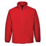 Unisex Heavy Fleece Jacket Sizes S - 7XL Walking Hiking Clothes Fleece Jackets
