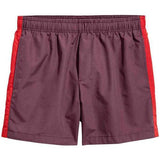 Mens Swimming Trunks Shorts Sizes XS-XL UK Beach Swim Swimwear Blue or Burgundy