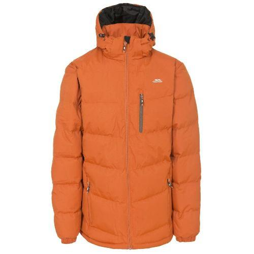 Mens Warm Winter Coat Trespass Puffer Jackets Cold Weather Clothing Sizes XS-XXL