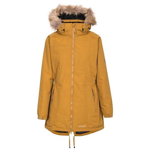 Ladies Waterproof Coats XS- XXL Trespass Winter Padded Jackets Coat UK Celebrity