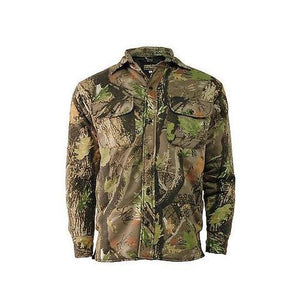 Camouflage Shirt, Stormkloth Quilted Padded Camo Shirts UK Medium