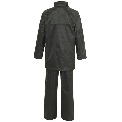 Hi Vis Reflective Rainsuits Sizes S - 4XL, Supertouch Waterproof Suits, Rainwear