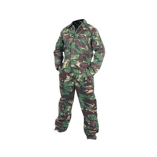 Woodland Camouflage DPM Overalls, Boiler Suit, Coveralls S - XL PaintBall Clothing
