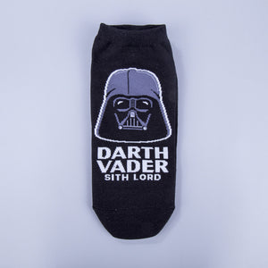 High Quality New Arrival Star Wars Patterns Cotton Casual Socks Men's Brand Casual Socks Free Shipping-geekbuyig