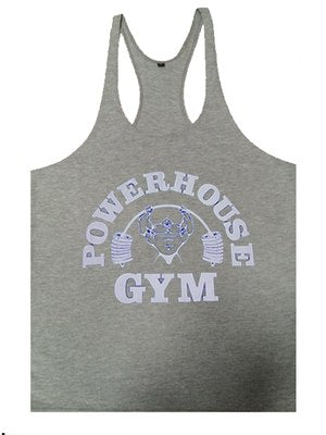 Bunbell Angelov Gyms Brand Clothing Bodybuilding Workout Summer Fitness Men Cotton Fit Men Print Tank Tops Undershirt Golds-geekbuyig