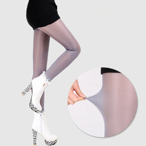 YGYEEG Hot Leggings Thick Plus Velvet Warm Sexy Legging Slim Deportes Black Double Layer Leggins High Quality Elasticity Clothes-geekbuyig