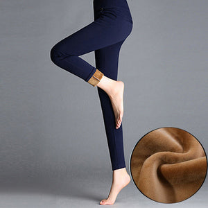 Women Ladies Plus Size 6XL 5XL High Waist Pants Stretch Sexy Pencil Slim Fit Skinny Trousers Black White Wine Blue Leggings-geekbuyig