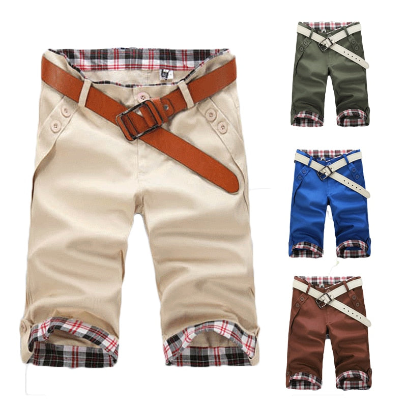 1Pcs Hot-Selling Summer Men's Casual Shorts 9 Different Colors-geekbuyig