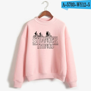Frdun Tommy American Television Stranger Things Sweatshirt Stranger Things Hoodie Sweatshirt Women Fashion Casual Clothes-geekbuyig