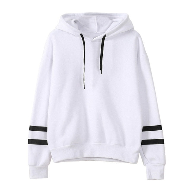 hoodies Sweatshirts pullover women Crop Top Hoodies Sweatshirt For Woman 2017 Autumn Coat Loose Sweatshirt Female-geekbuyig