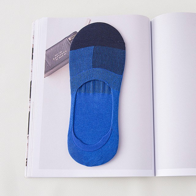 Men Boat Socks Summer Invisible Male Cotton Short Socks Male Ankle Socks Fashion Breathable Men's Sock Slippers Low Cut Meias-geekbuyig