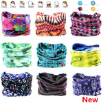 791-850 Novelty Multi-color Seamless Bandanas Headwear Scarf Magic Headband Face Mask Wrap Bicycle Headscarf Frauen Schal-geekbuyig