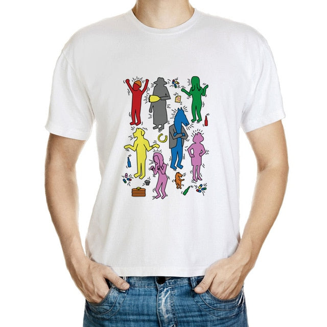 Bojack Horseman t shirt Men Print T-Shirts Fashion male O Neck Tees top men/women-geekbuyig