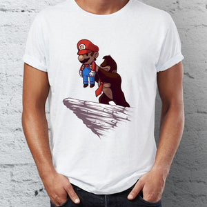 Men's T Shirt Spiderman Homecoming Ironman Stark Pride Rock Marvel Superhero Funny Tee-geekbuyig