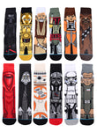 2018Hot Movie Star Wars Stockings For Adult Men Women Jedi Order Master Yoda Cosplay Cotton Funny Tide Long Star War Socks 1 Pai-geekbuyig