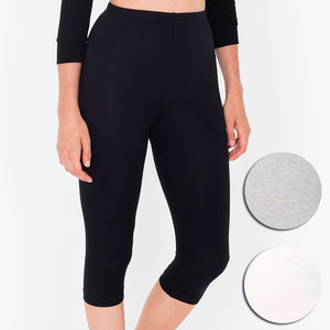 Bohocotol Women Brand New Fashion Candy Solid Colour High Waist Stretched pants Casual Fitness 7 Point workout pants Capris-geekbuyig