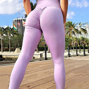 NORMOV High Waist Fitness Leggings Women Push Up Workout Legging with Pockets Patchwork Leggins Pants Women Fitness Clothing-geekbuyig