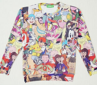 2018 post 90s cartoon print 3d Sweatshirt men/women cartoon hoodies clothes moleton masculino SIZE S-XXL Free shipping-geekbuyig