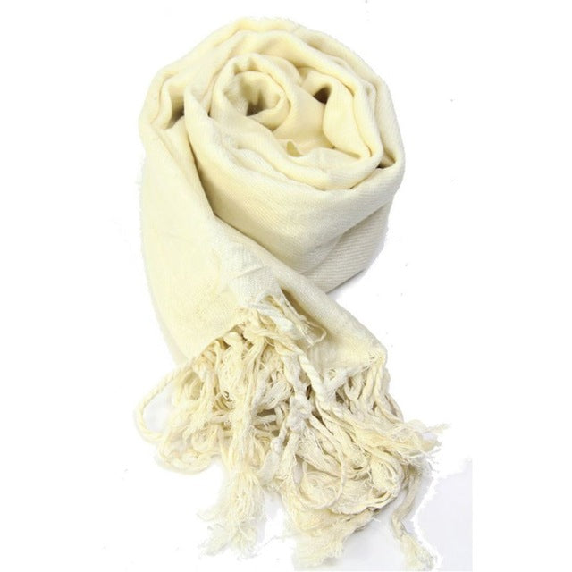 2017 New High Quality Winter Women Neck Scarf Warming Ladies Shawl Hijab Wrap Keep Warm-geekbuyig