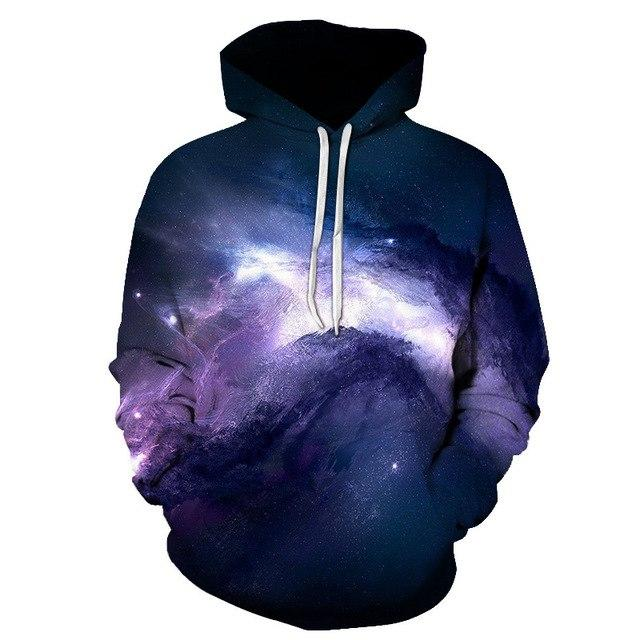 Captain America Hoodies Men Hooded Sweatshirts Superhero 3D Print Quality Pullover Plusgeekbuyig-geekbuyig