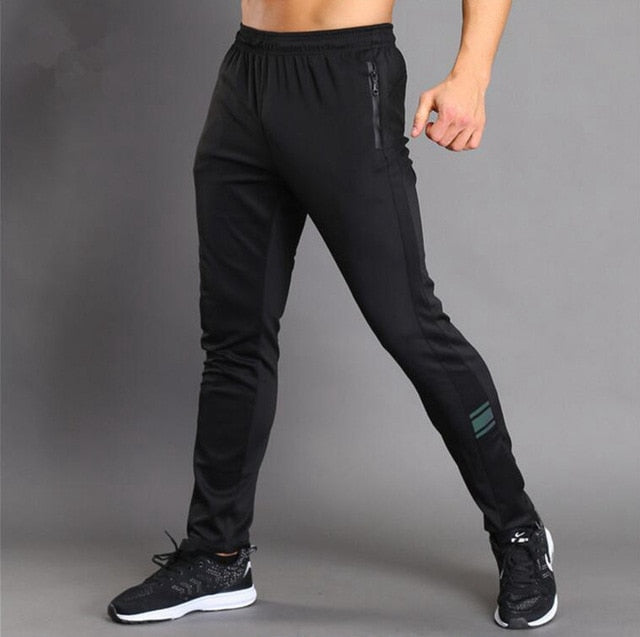 New Men Pants Compress Leggings Men Trousers Fitness Workout Spring Summer Sporting Fitness Male Breathable Long Pants-geekbuyig