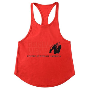 GORILLA WEAR Fitness Tank Top Men Bodybuilding Brand Clothing Men Sleeveless Golds Vests Cotton Gyms Singlets Muscle Tops-geekbuyig