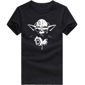New Fashion Man Star Wars Darth Vader your father T-shirt Men Casual Cotton Printed Short Sleeve T Shirt Size S~2XL-geekbuyig