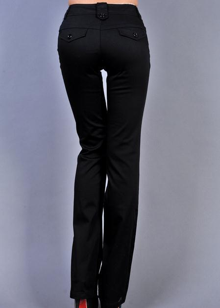 New Fashion Woman High quality Flare Pants Mid Waist Hips Trousers for women plus size xxxxl Free Shipping-geekbuyig
