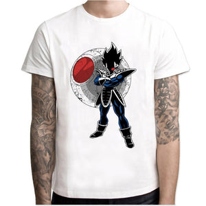 Newest Dragon Ball T Shirt Super Saiyan Dragonball Z Dbz Son Goku Tshirt Capsule Corp Vegeta T-shirt Men Boys Tops Shirt-geekbuyig