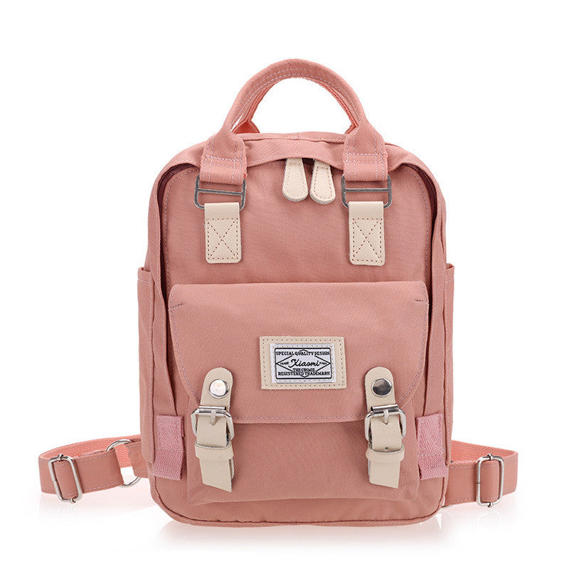 2018 Fashion New Multifunction Women Oxford Backpack Travel School Bag Waterproof Backpacks for Teenage Girls Bolsa Mochila-geekbuyig