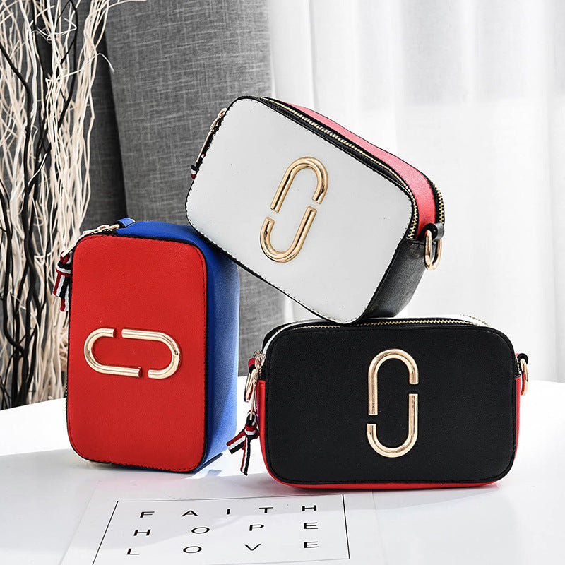 HOT SALE! Women Bag 2018 Small Square Bag High Quality Design Women's Handbags Large Capacity Messenger Bag Color Shoulder Strap-geekbuyig