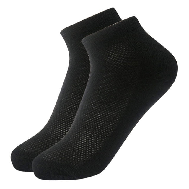 10pair New Arrival Men Socks Casual Summer Style Breathable Brand Breathable Socks Mens Dress Socks dropshipping wholesale-geekbuyig